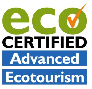 eco certified eco friendly sustainable grren travel